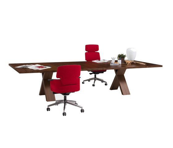 Partita Meeting Desk by Koleksiyon Furniture by Koleksiyon Furniture