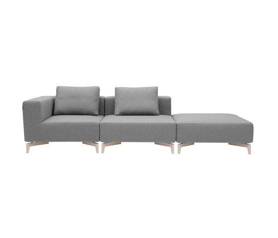 Passion sofa by Softline A/S by Softline A/S