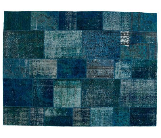 Patchwork blue by GOLRAN 1898 by GOLRAN 1898