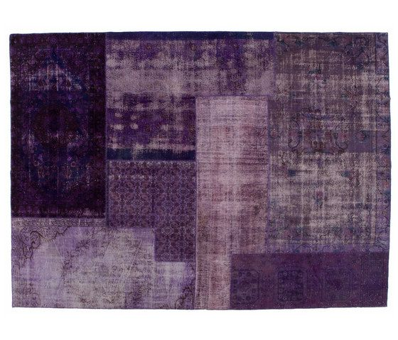 Patchwork Decolorized purple by GOLRAN 1898 by GOLRAN 1898