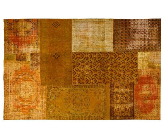 Patchwork Decolorized yellow by GOLRAN 1898 by GOLRAN 1898