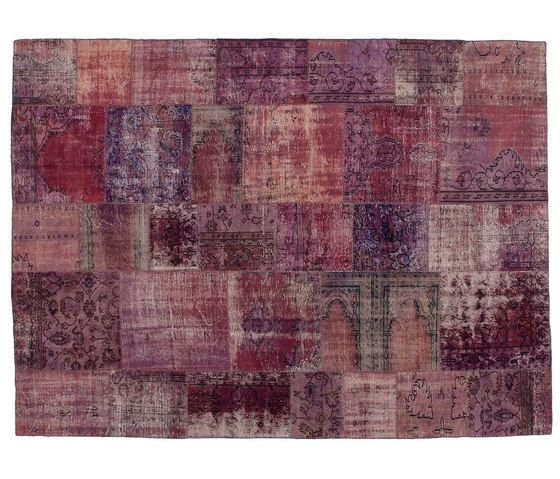 Patchwork lilla by GOLRAN 1898 by GOLRAN 1898