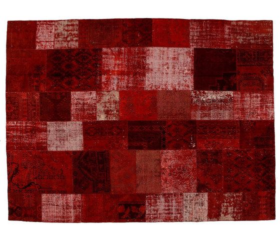 Patchwork red by GOLRAN 1898 by GOLRAN 1898