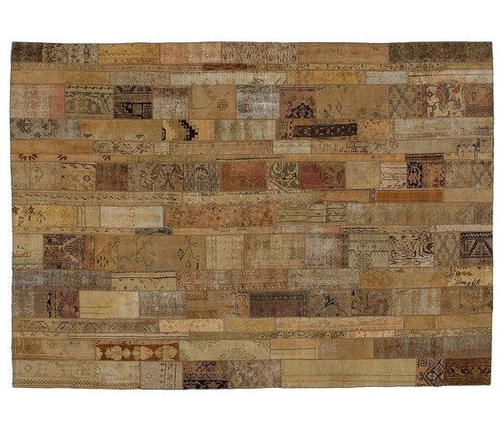 Patchwork Restyled beige by GOLRAN 1898 by GOLRAN 1898
