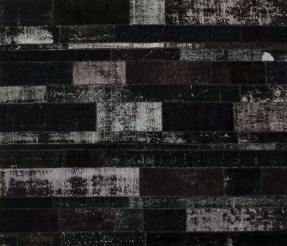 Patchwork Restyled black by GOLRAN 1898 by GOLRAN 1898