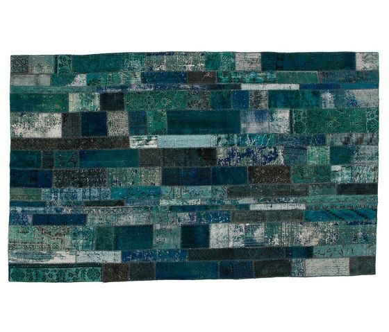 Patchwork Restyled blue by GOLRAN 1898 by GOLRAN 1898