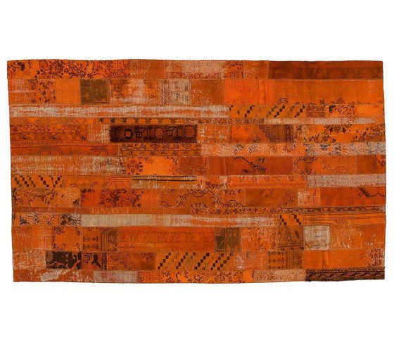 Patchwork Restyled orange by GOLRAN 1898 by GOLRAN 1898