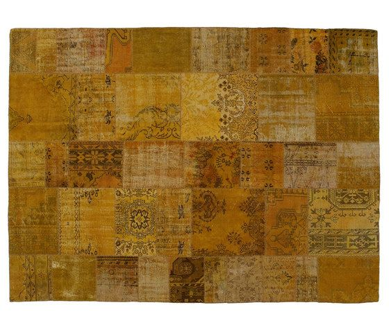 Patchwork yellow by GOLRAN 1898 by GOLRAN 1898