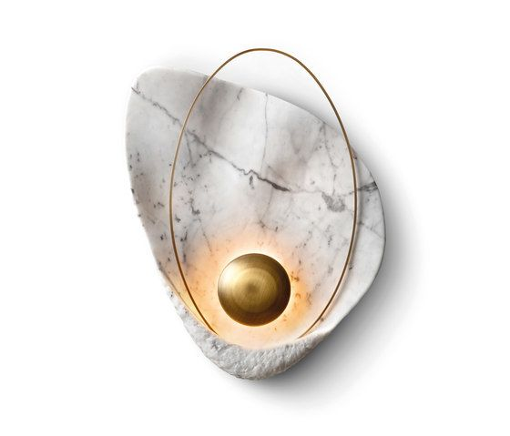 Pearl | Wall Lamp by GINGER&JAGGER by GINGER&JAGGER