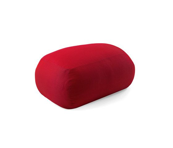 Pebble pouf by Varaschin by Varaschin