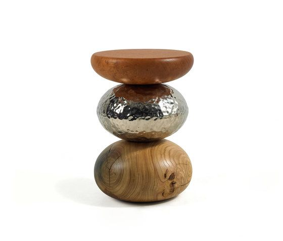 Pebble | Stool/Side Table by GINGER&JAGGER by GINGER&JAGGER