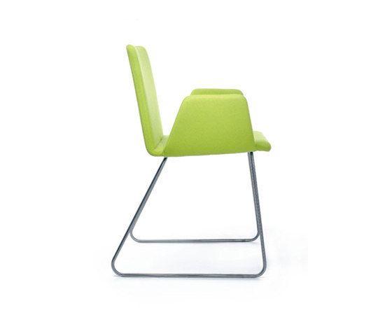 PEPE Chair by Girsberger by Girsberger