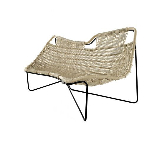 Pepe Loveseat by Expormim by Expormim