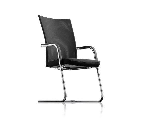 pharao net cantilever chair by fröscher by fröscher