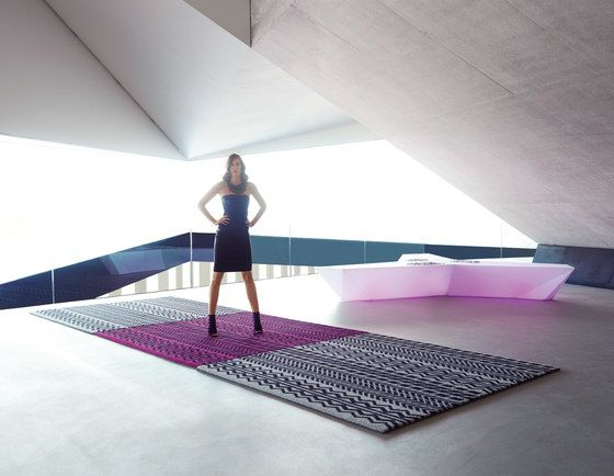 Piano Piano Rug by Vondom