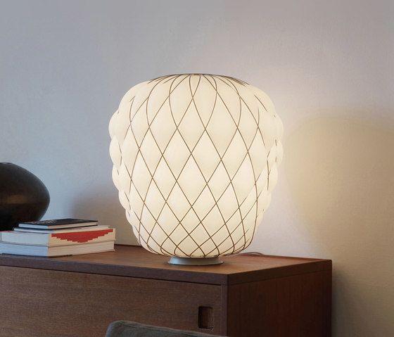 Pinecone Table lamp by FontanaArte by FontanaArte