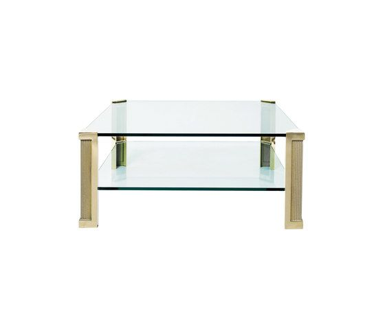 Pioneer T14D Coffee table by Ghyczy by Ghyczy
