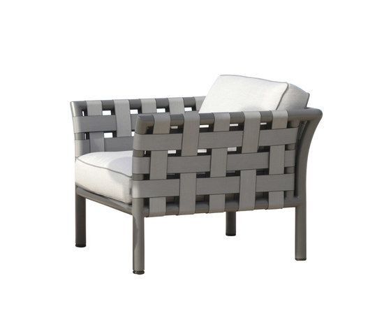 Pipe Lounge chair by Rausch Classics by Rausch Classics