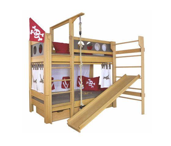 Pirate Bed With Slide Dba 202 By De Breuyn By De Breuyn Clippings