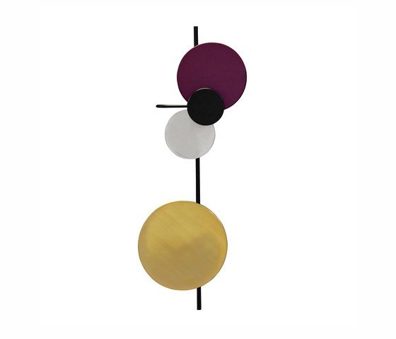 Planet Lamp plum by Please Wait to be Seated by Please Wait to be Seated