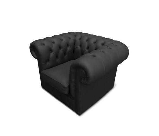 Plastic Fantastic club chair black by JSPR by JSPR