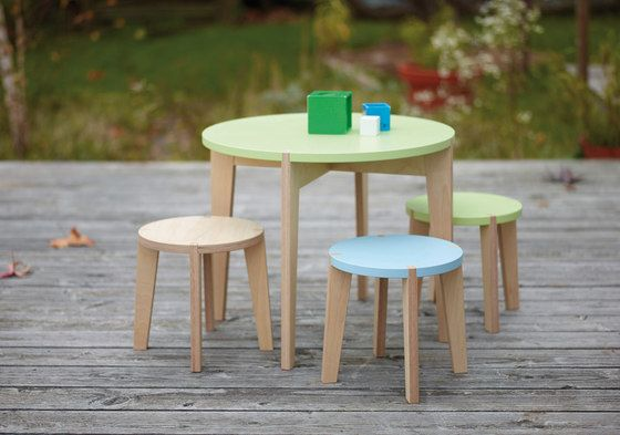 Playtable round by Blueroom by Blueroom