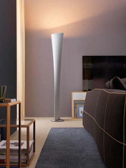 Polaris Floor lamp by FontanaArte by FontanaArte