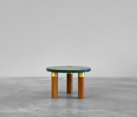 Pole Table by MORGEN by MORGEN
