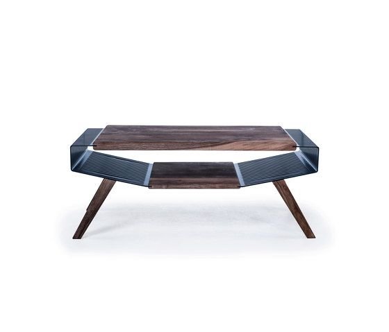Polyline no2 Coffee Table by Hookl und Stool by Hookl und Stool