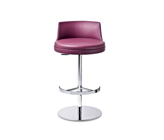 Ponza GP height-adjustable stool by Frag by Frag
