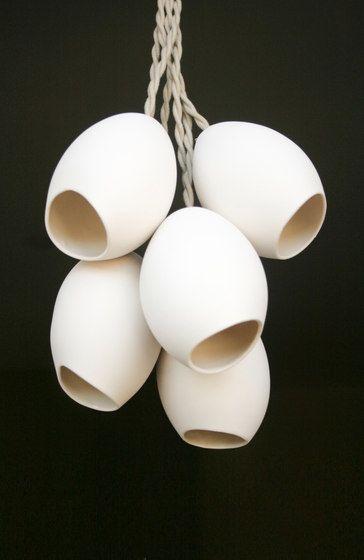 Porcelain Cluster | 6 Piece by Farrah Sit by Farrah Sit