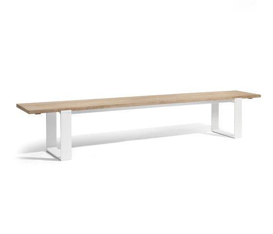 Prato bench by Manutti by Manutti