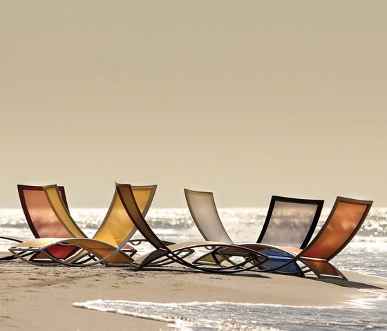 Premiere Sunbathing Chair By EGO Paris From EGO Paris