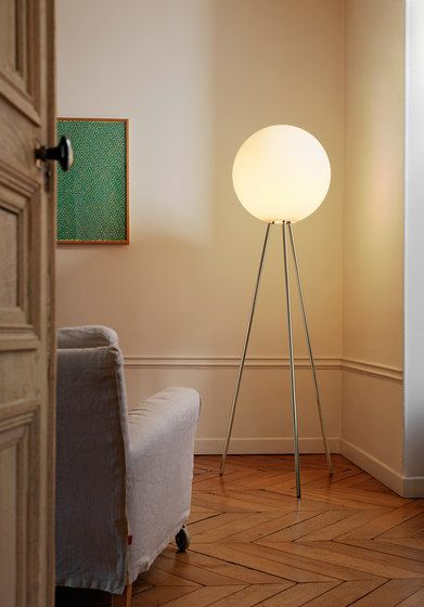 Prima Signora Floor lamp by FontanaArte by FontanaArte