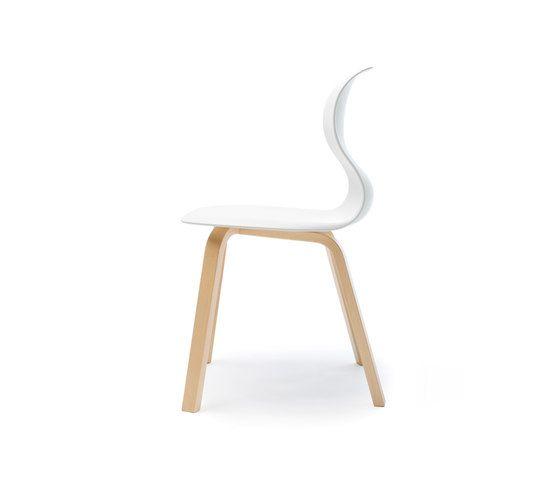 Pro 4 Leg Wood by Flötotto by Flötotto
