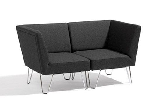Qvarto modular sofa by Blå Station by Blå Station