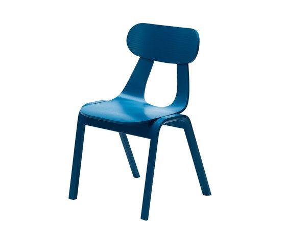 RAPA chair by Zilio Aldo & C by Zilio Aldo & C