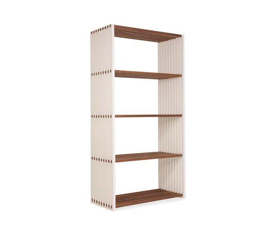 Rebar Foldable Shelving System Shelf 4.0 by Joval by Joval