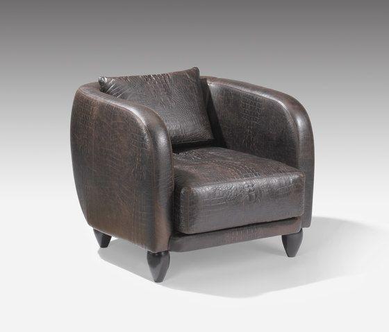 Regent armchair by Lambert by Lambert