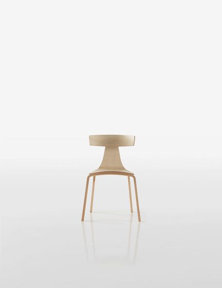 Remo Chair 1415-10 by Plank by Plank
