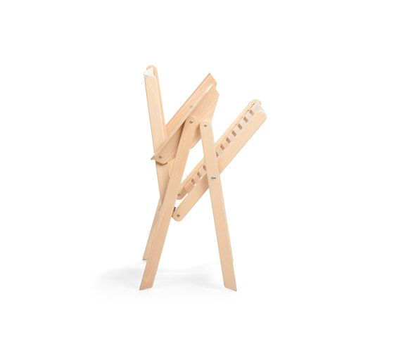 Rex Lounge Chair beech natural by Rex Kralj by Rex Kralj