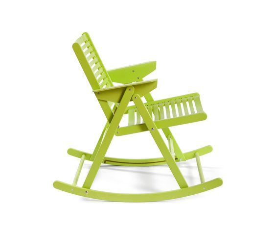 Rex Rocking Chair colour by Rex Kralj by Rex Kralj