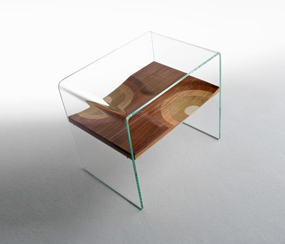 Ripples Bifronte sidetable by HORM.IT by HORM.IT