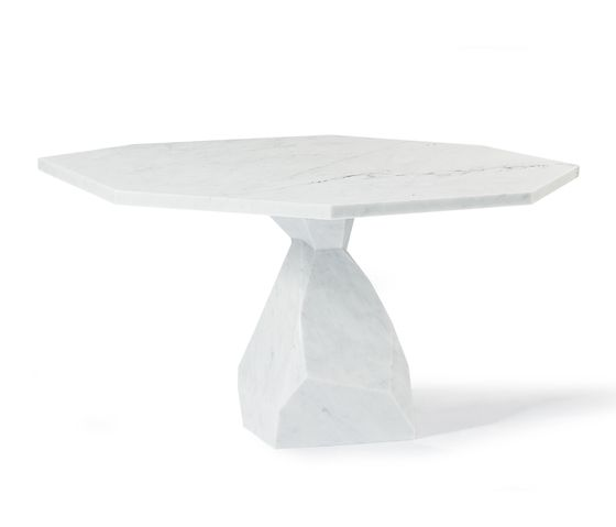 Rock | 140 Dining Table by GINGER&JAGGER by GINGER&JAGGER