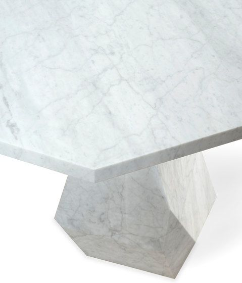 Rock | 90 Dining Table by GINGER&JAGGER by GINGER&JAGGER