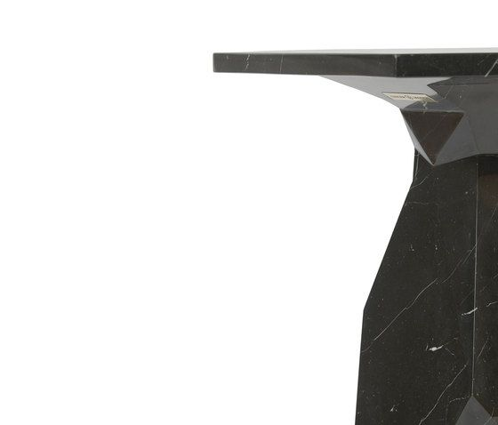 Rock   Side Table by GINGER&JAGGER by GINGER&JAGGER