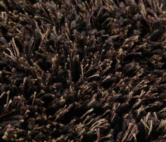 Roots 34 black olive, 200x300cm by Miinu