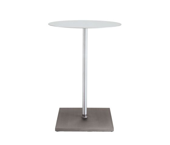 Philippe Starck Café Table, Round by Emeco