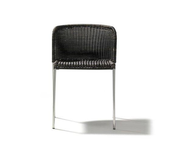 Santa Lucia Rattan Chair by Lampert by Lampert