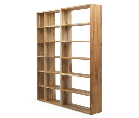 SC 27 Shelving system | Wood by Janua / Christian Seisenberger by Janua / Christian Seisenberger